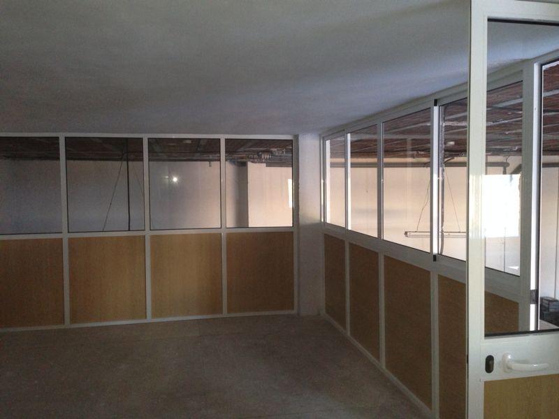 Alumar fuengirola for Cerramientos oficinas